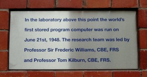 williams killburn plaque
