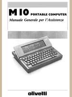 M10 - Manuale per l'assistenza