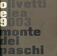 Depliant ELEA 9003/02 del Monte dei Paschi di Siena