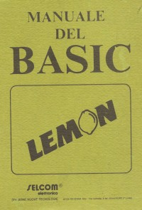 Manuale Basic Lemon