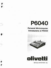 Manuale P6040