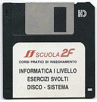 Disco Scuola 2F - Corso I livello - Esercizi svolti - Disco sistema