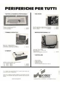Pubblicità prodotti Kyber