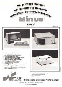 Pubblicità computer Minus