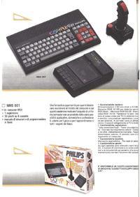 Pagina da catalogo sul NMS 801