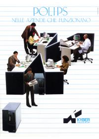 Pubblicità computer Polips