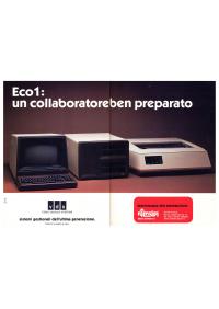 Pubblicità VDS ECO1